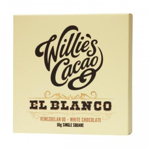 Willie'S Cacao - Willie'S Cacao El Blanco 50G x 12 50g