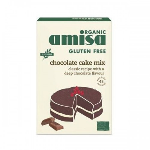 Amisa - Chocolate Cake Mix - Gluten Free 400g