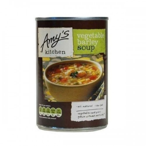 Amys - Vegetable Barley Soup 400g
