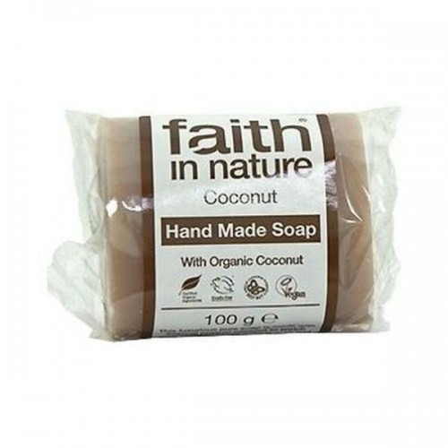 Faith In Nature - Coconut Soap (Wrapped) 100g