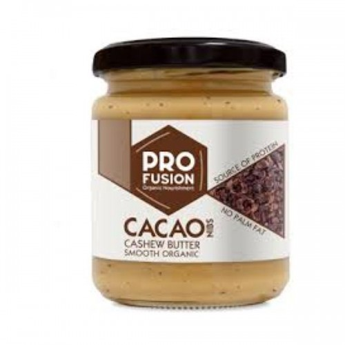 Profusion Org Cacao Nib Cashew Butter - Profusion Org Cacao Nib Cashew Butter 250g