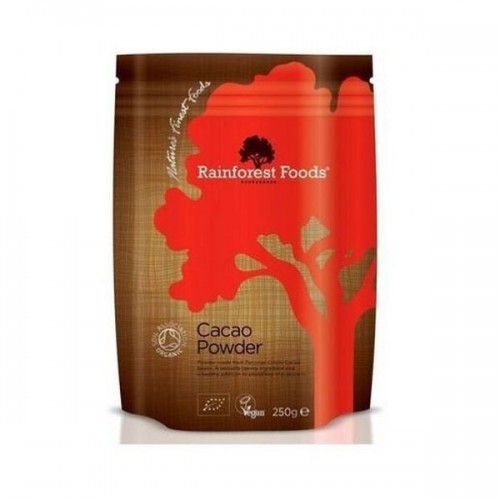 Rainforest Foods - Organic Peruvian Cacao Powder 250g