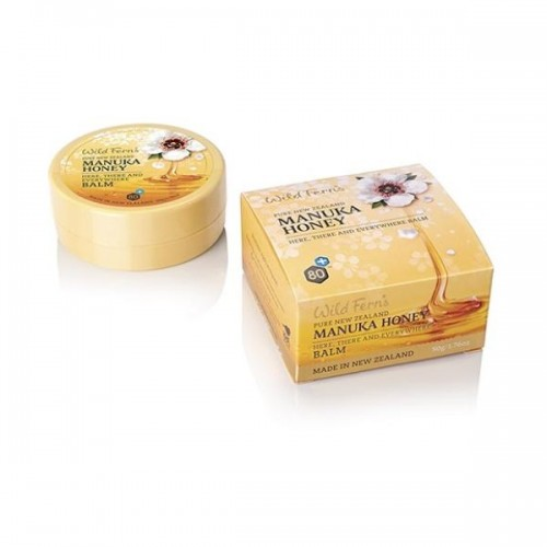 Lescaro Health And Beauty - Wild Fern 100% Soothing Natural Balm For Face & Body 50g