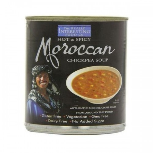 The Really Interesting Food Co - Moroccan Chick Pea Soup 400g